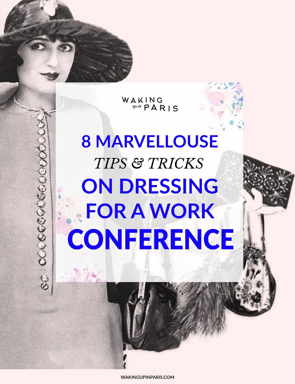 Waking Up In Paris | Clarissa Grace | Personal Style Online | Online Fashion Stylist | Confidence Coach | Dressing for a Work Conference | Mom Boss | Fashion For Working Moms & Mompreneurs | Tips & Tricks | After Baby | Mom Fashion | Women | Outfit Ideas | Clothes | Accessories | Jewelry