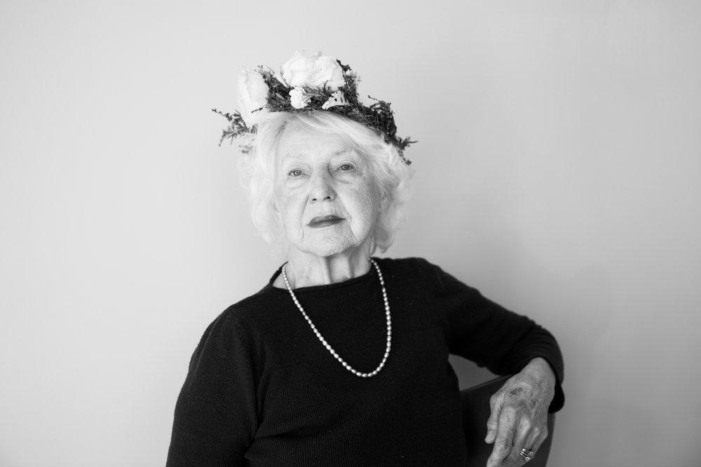 Carol Lambert photographed by Ashley Thalman
