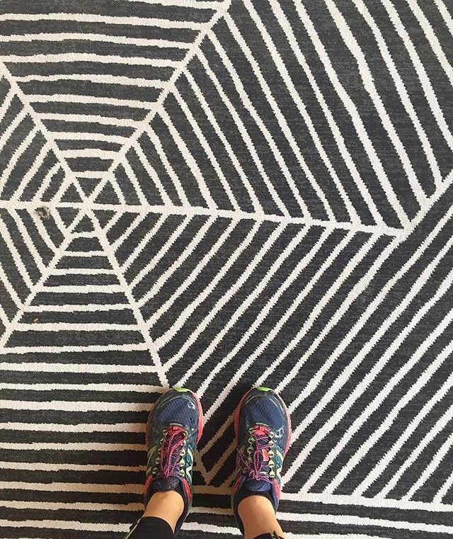 Wild floors on our ship #Singapore #rosieandco #ihavethisthingwithfloors