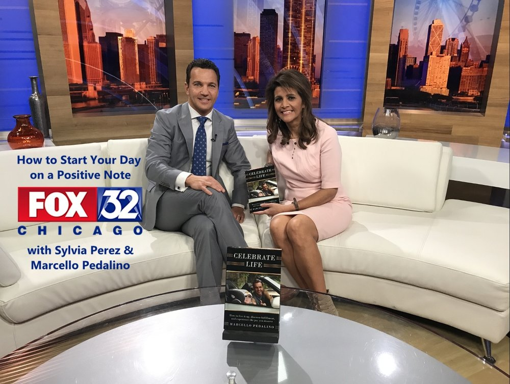 Marcello Pedalino, Author of Celebrate Life, on Good Day Chicago with Sylvia Perez.jpg