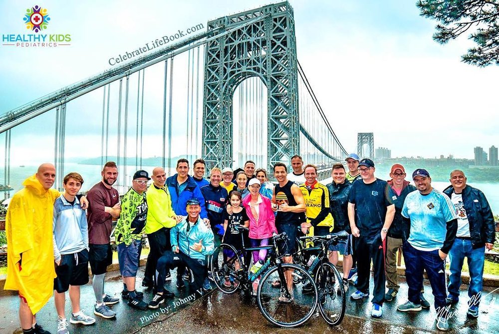 The 2018 Celebrate Life Ride with Marcello Pedalino and Friends, CelebrateLifeBook.com