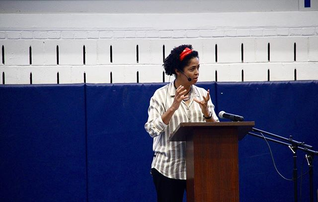 We had the privilege of welcoming Dr. Paula Kahumbu, a leading voice worldwide for animal conservation. She shared her incredible journey and message with us yesterday. #GINShanghai#cissmunx#handsoffourelephants