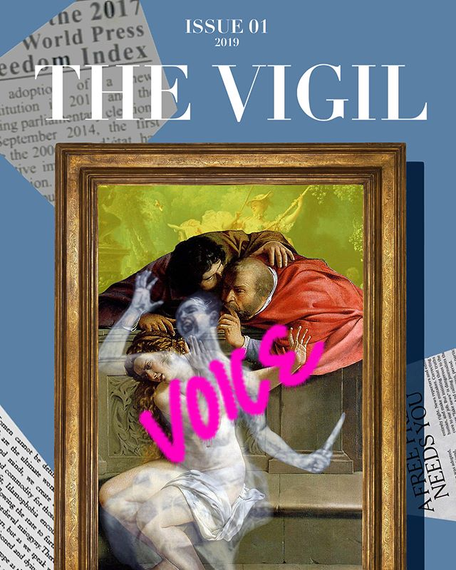 The Vigil team has worked very hard for these 3 amazing issues. Be sure to check them out! #cissmunx