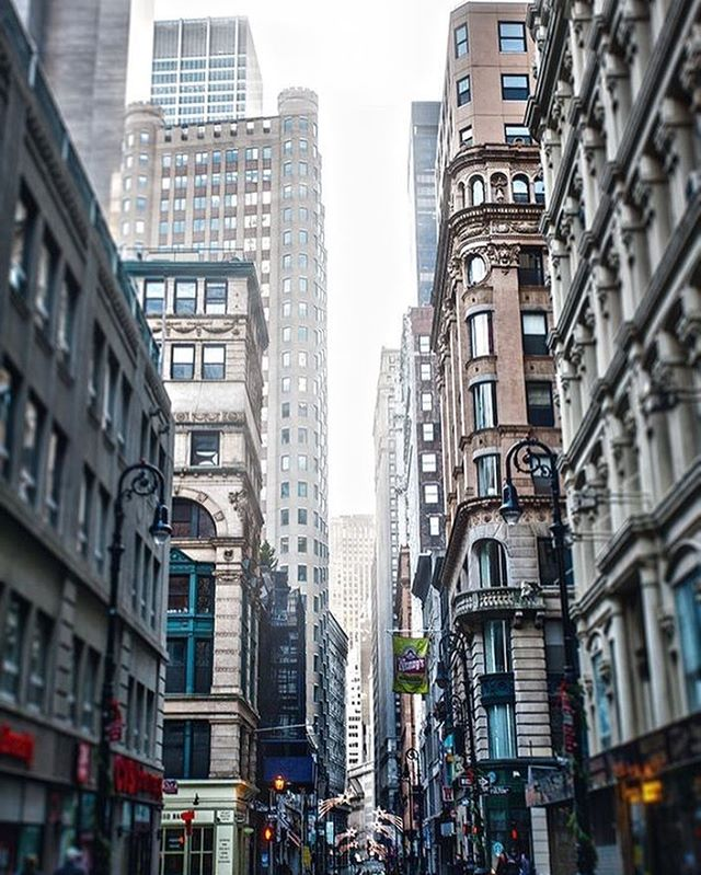 Downtown Manhattan, New York. (📸: Alik Mos)