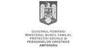 Guvernul Romaniei Ministerul Munch, Familiel, Protectiei Sociale