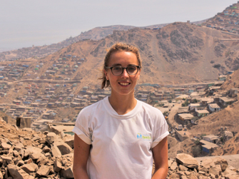 Isabel Medem is the Co-Founder and CEO of social enterprise X-Runner in Peru.