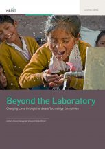 Beyond the Laboratory (ENG) cover