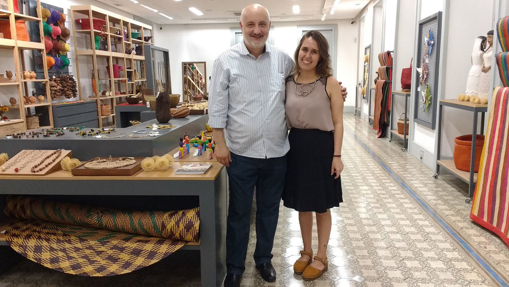 Bio Fair Trade is led by co-founder Márcio Waked (L), who serves as the executive director. Waked is an experienced business leader and entrepreneur having previously founded and sold two companies in Brazil.
