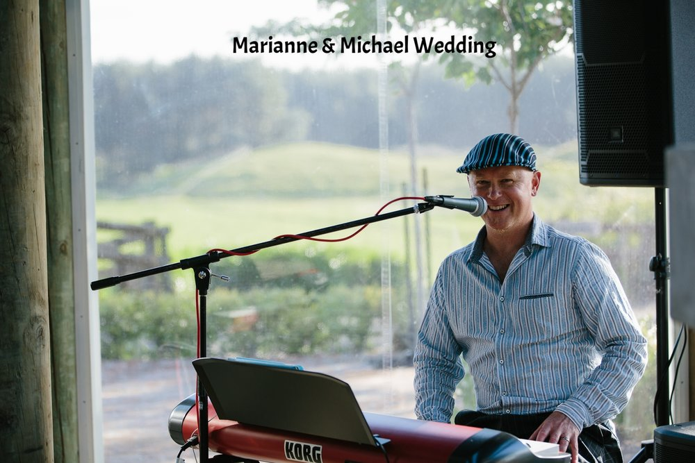 Marianne & Michael Wedding