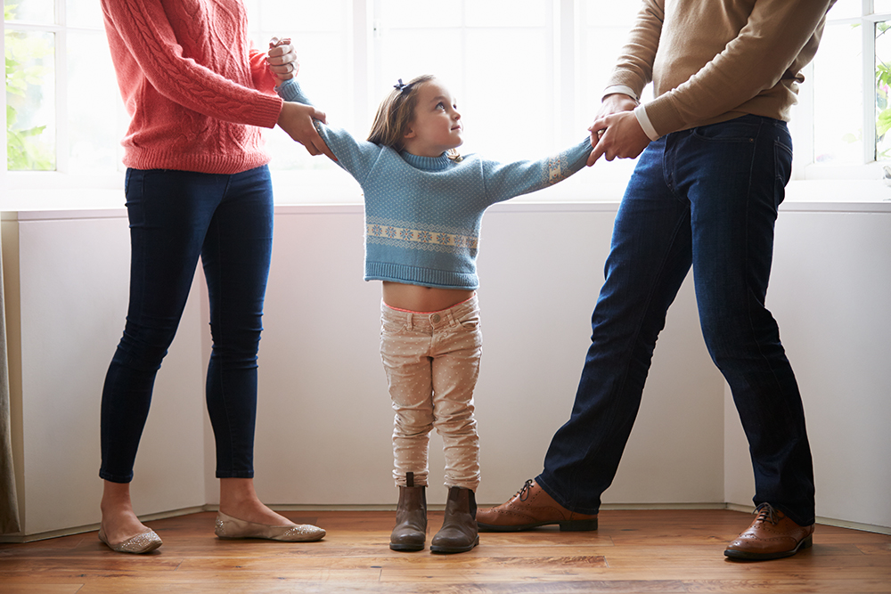 nc child custody visitation