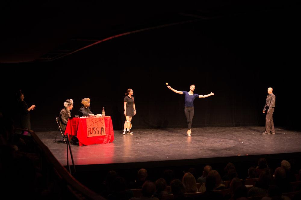 """The Games Putin Plays"", Shakespeare Company, 2014"