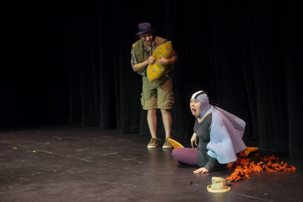 """Chromatic Theatre's """"Hybrid Vigour"""", 2018"""