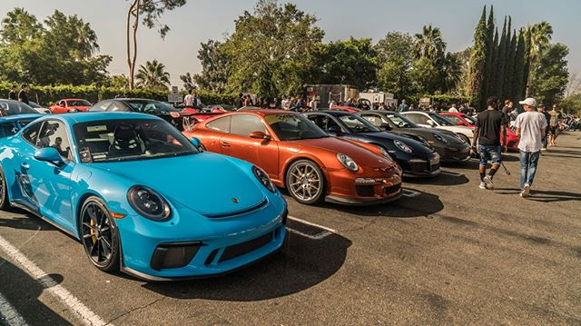 Are you ready for a Porsche Takeover on Sunday at Sunset Plaza? Tag your friends that have a Porsche and don't forget to register! Click in bio. Photo by @grubbsphotography  #SunsetGT #OGaraCoach #CuratorsOfTheExtraordinary #PorscheTakeover #CarsAndCoffee #BeverlyHills #California #OnlyTheBest