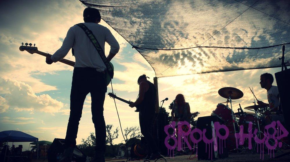 Oregon based rockers  GROUP HUG?  (Psychedelic Rock/Indie)