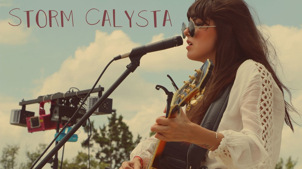 STORM CALYSTA  (Americana/Folk)