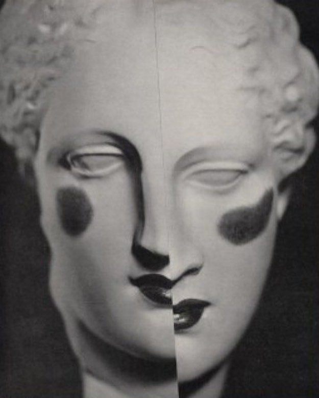 Man Ray for Elizabeth Arden, 1932. One of the earliest artist/brand collabs? Probably not.