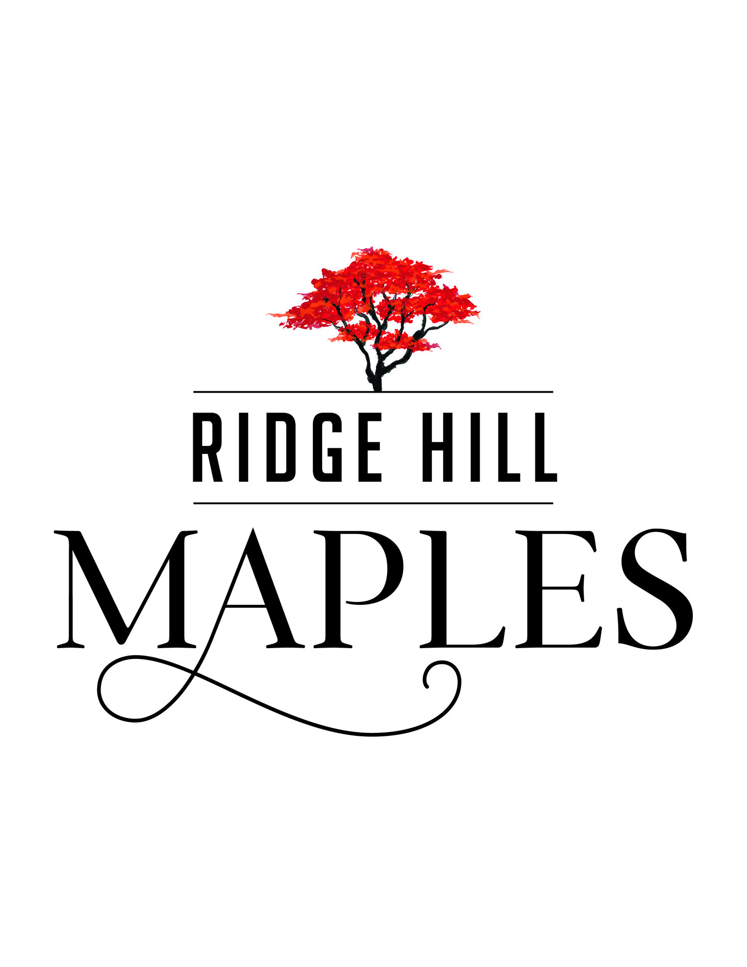 RIDGE HILL MAPLES