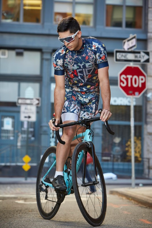 OSTROY - NYCs own cycling brand -