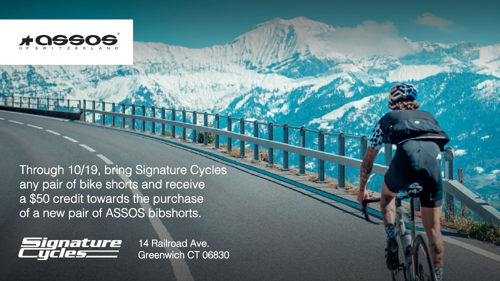 SIgnature Cycles - $50 Shorts Trade-in Offer -