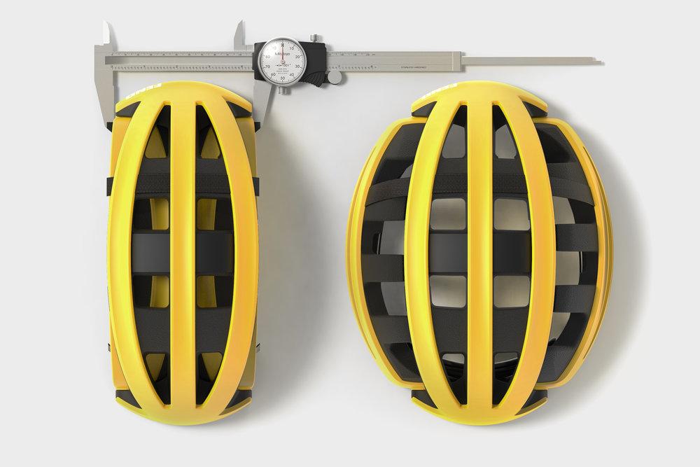 FEND (foldable) Helmet -15% Discount -