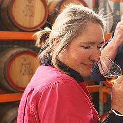 Genise Hollingworth - Distiller Black Gate Distillery, NSW