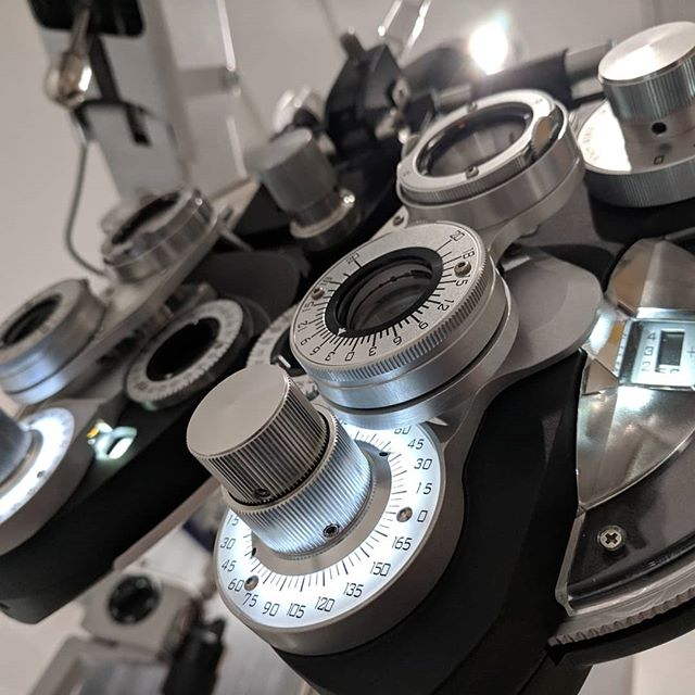 Went to the optometrist today. Remembered that these exist, and that I really appreciate them.