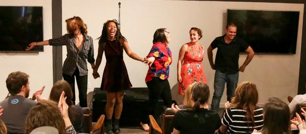 Photo credit: The Storyline Collective, So Anxious Show. Phoenix Arizona. April 2016
