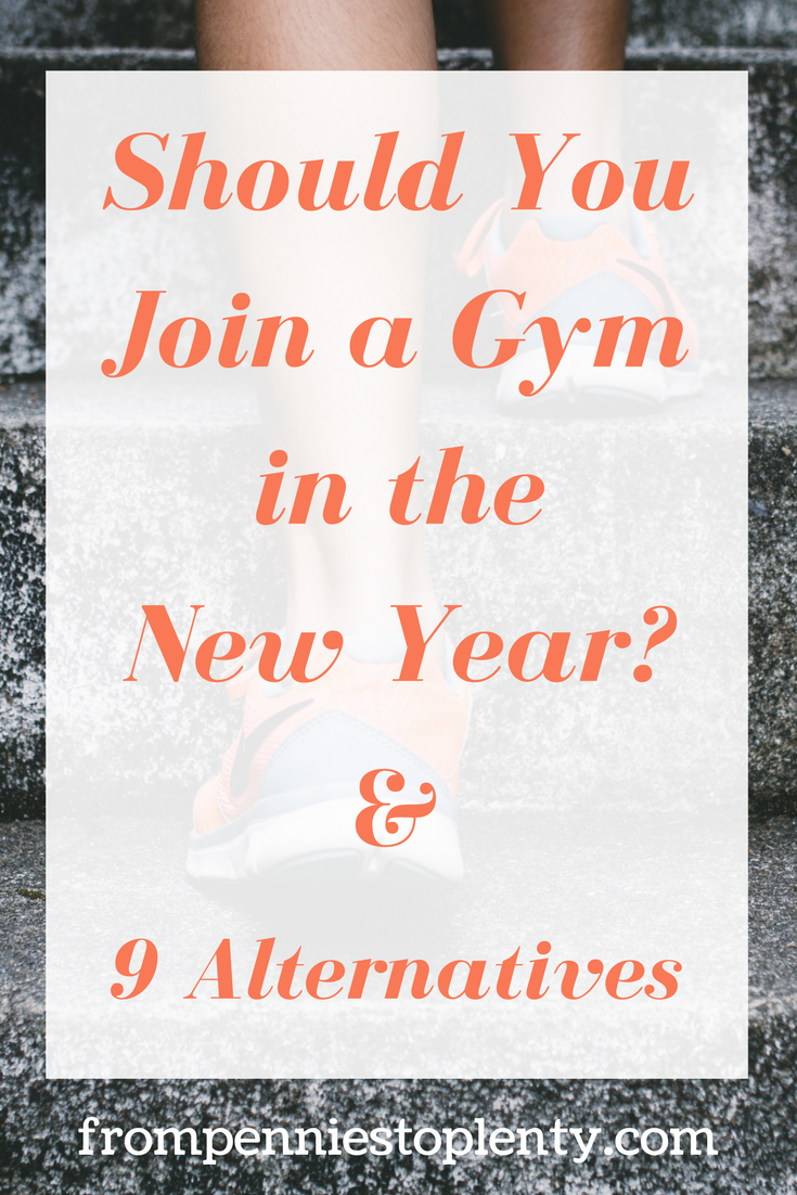 Should you join a gym in the new year