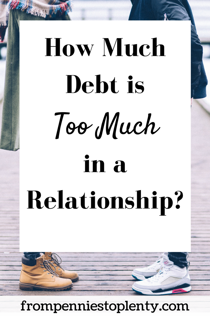 How Much Debt is Too Much in a Relationship? 2