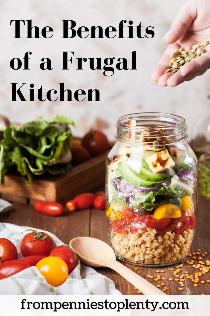 Benefits of A Frugal Kitchen 3