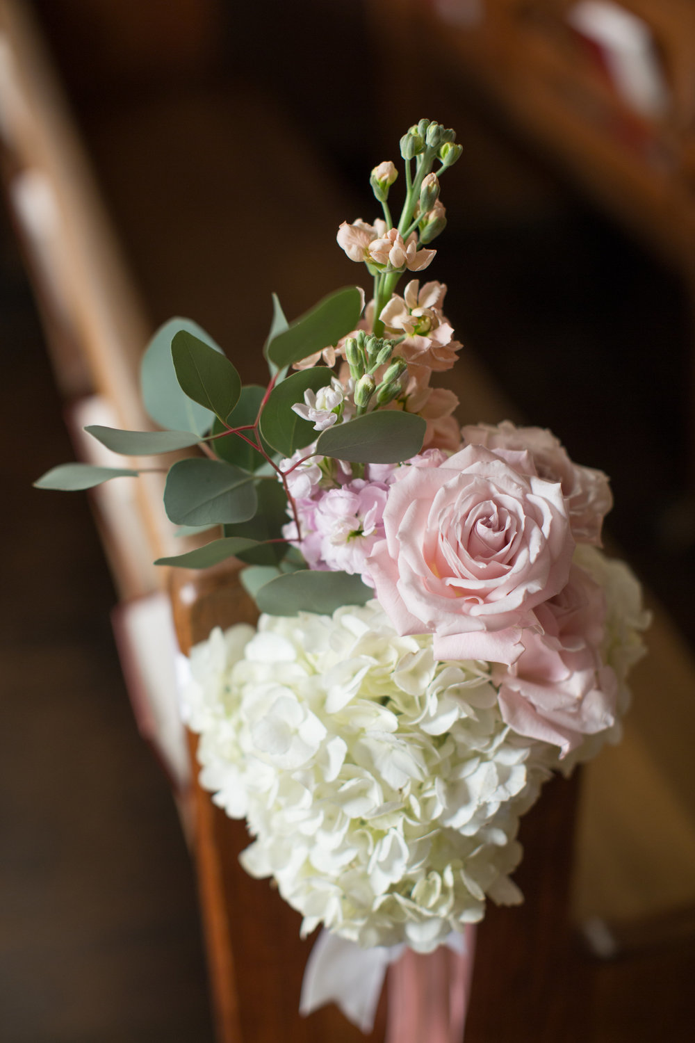 My wedding flowers. Photo by Ashley Paige Photography