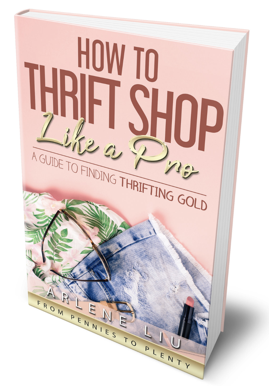 How to Thrift Shop Like A Pro (ebook)