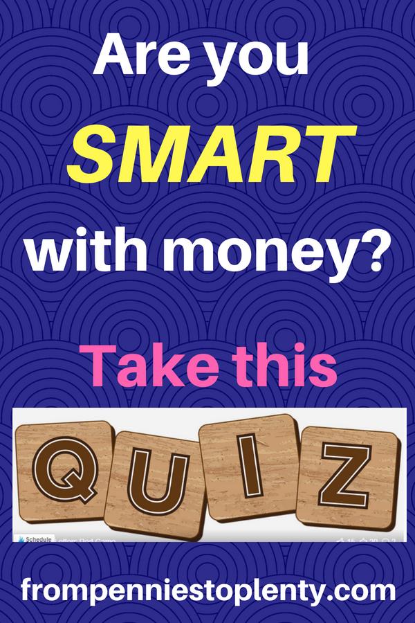 Money quiz 1