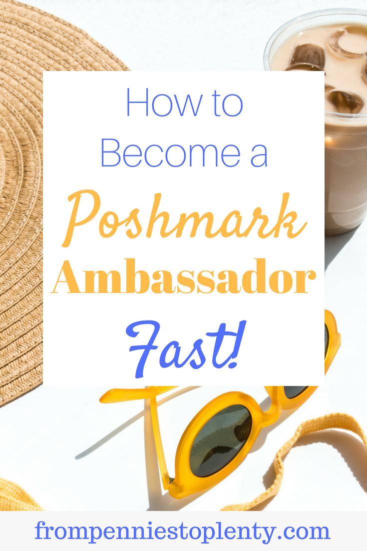 benefits poshmark ambassador 3