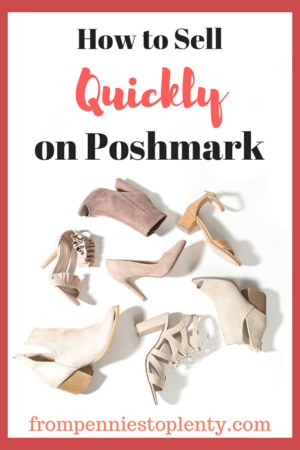 super popular 85008 8f37b how to sell quickly on poshmark