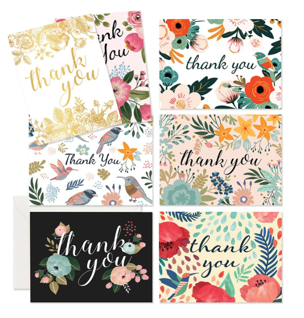 Thank you cards  by Polite Society