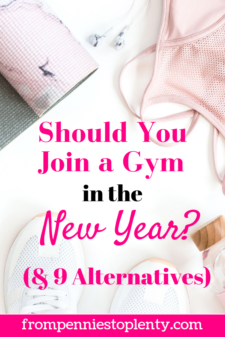 join a gym in the new year