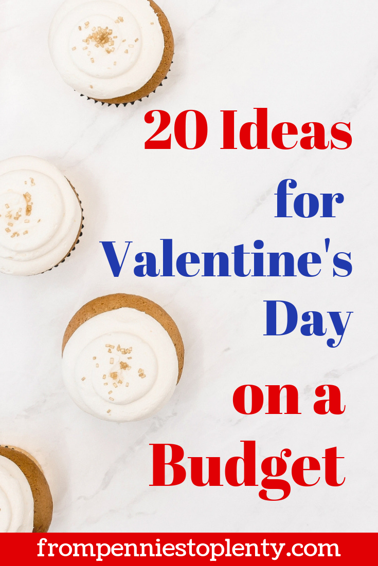 Valentines day on a budget 2