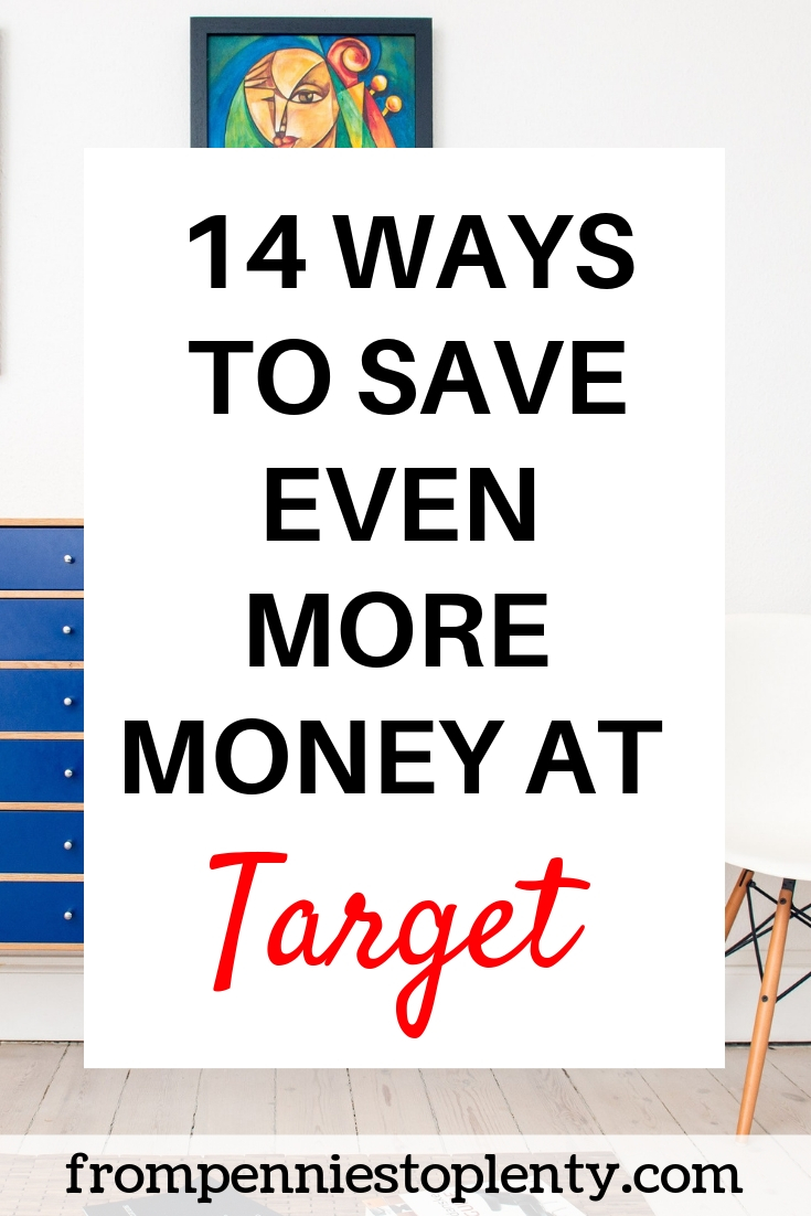 14 Ways to Save Even More Money at Target