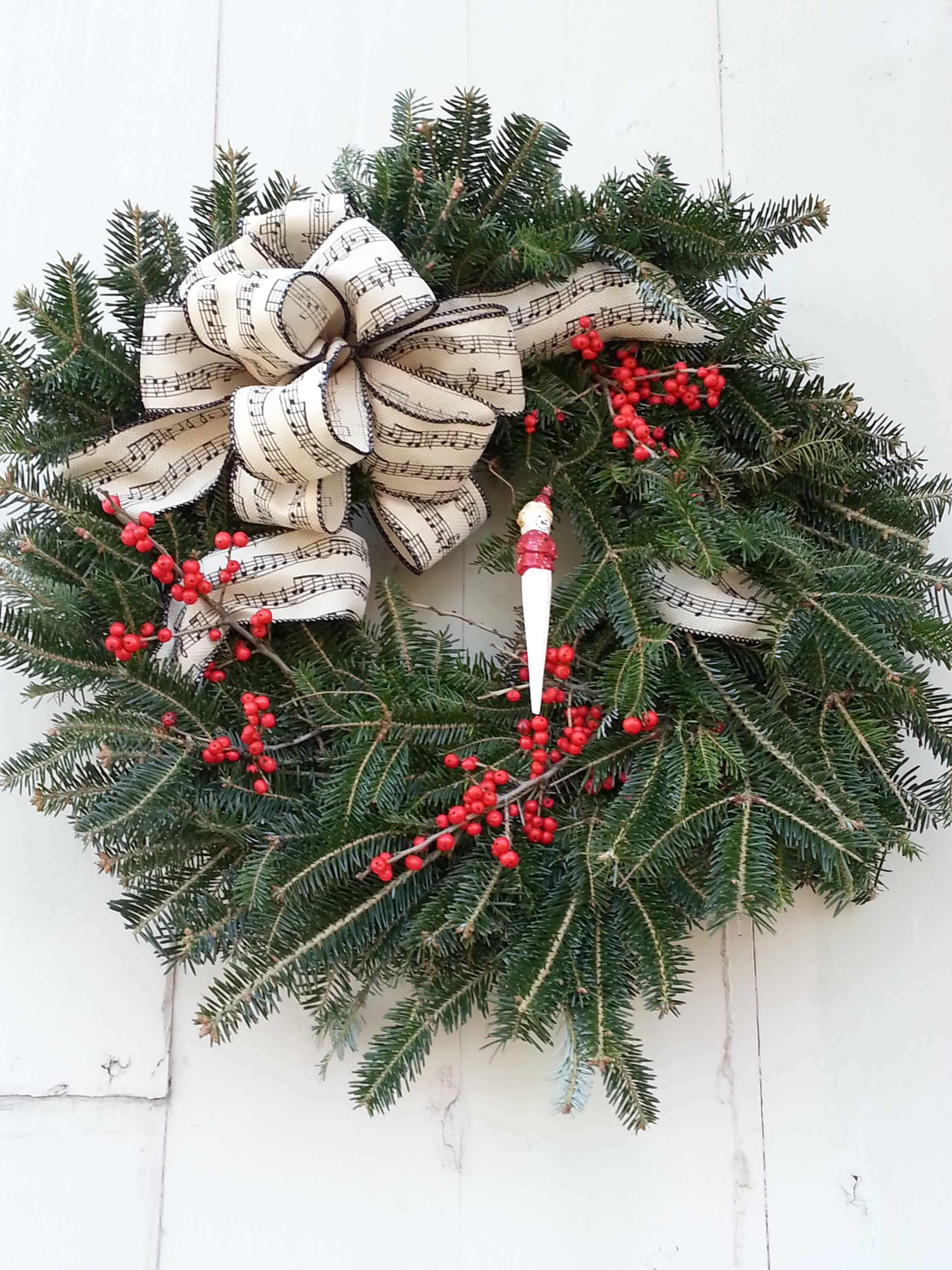 Studio Wreath 2014
