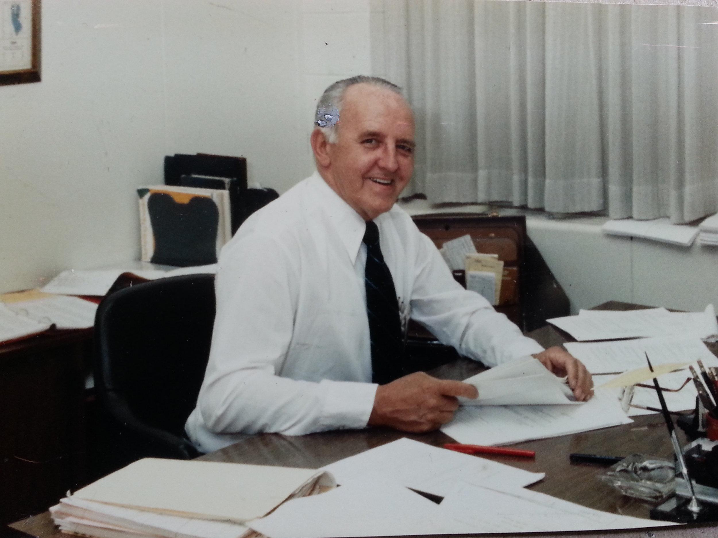 E.C. (Mac) McMillan (1979)