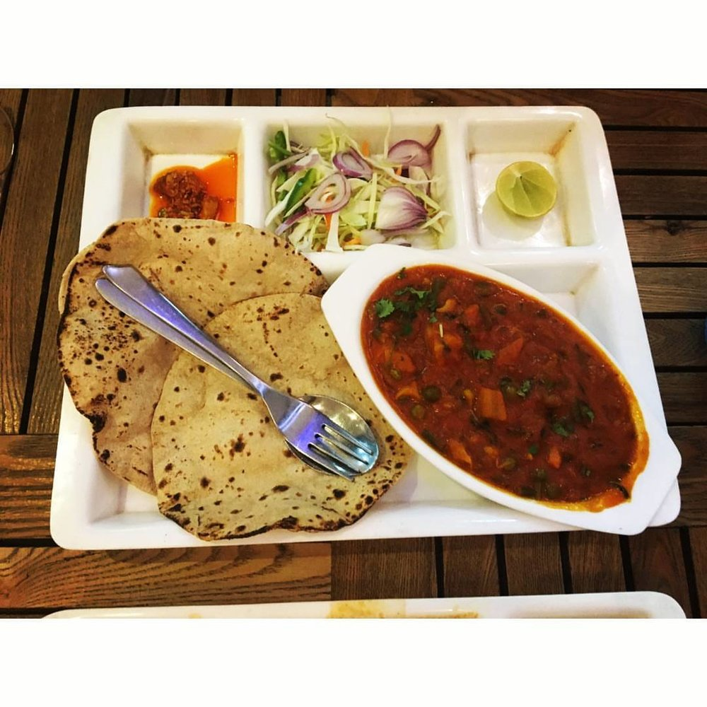 Indian Mixed Vegetables