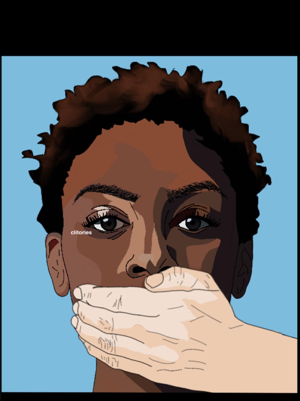 Black female silence