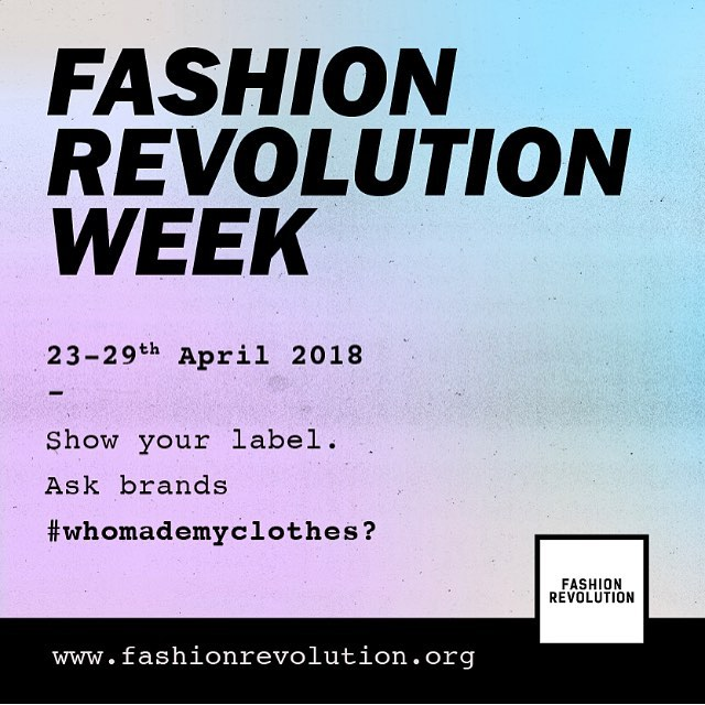 🚨Fashion Revolution Week. After the devastating collapse of the garment factory in Bangladesh in 2012 when over 1,100 factory workers died, it exposed a very ugly and detrimental side to mass production in the fast fashion industry. An unsustainable industry that was and in some places, still uses slave labour, has huge negative effects on the environment, and so much pressure for garment makers to produce at a rate that doesn't allow them to go home to their families, bringing their children to the factories which are unsafe working conditions. Many of the women suffer from deep depression.  Fashion Revolution was born from this devastating event and is now a global movement that holds clothing brands accountable for their production and ethical standards. They have also created a global campaign for people to question clothing brands Who Made My Clothes.  The movement encourages more transparency and awareness around the fashion industry that is in desperate need for change.  FYI - the fashion industry is the 2nd most polluting industry in the world!  If you haven't watched The True Cost, it's a must!!!!! We need to do better, we must do better! 🌿🌏☀️ #BE #beyou #fashrevweek #fashionrevolution #sustainable #ethicalfashion #whomademyclothes #awareness #environment #equality #love