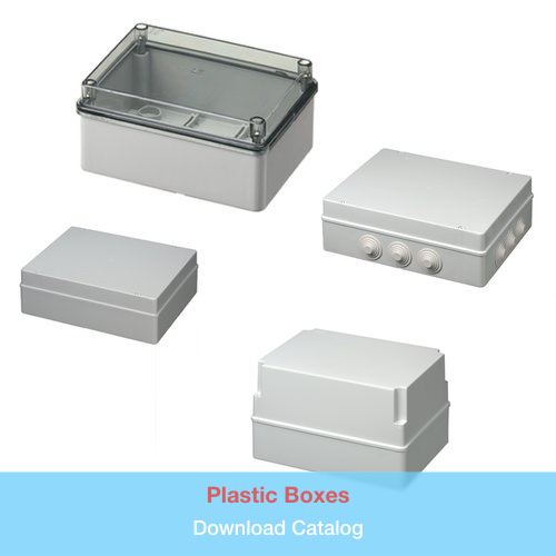 Plastic Boxes   Download Catalog