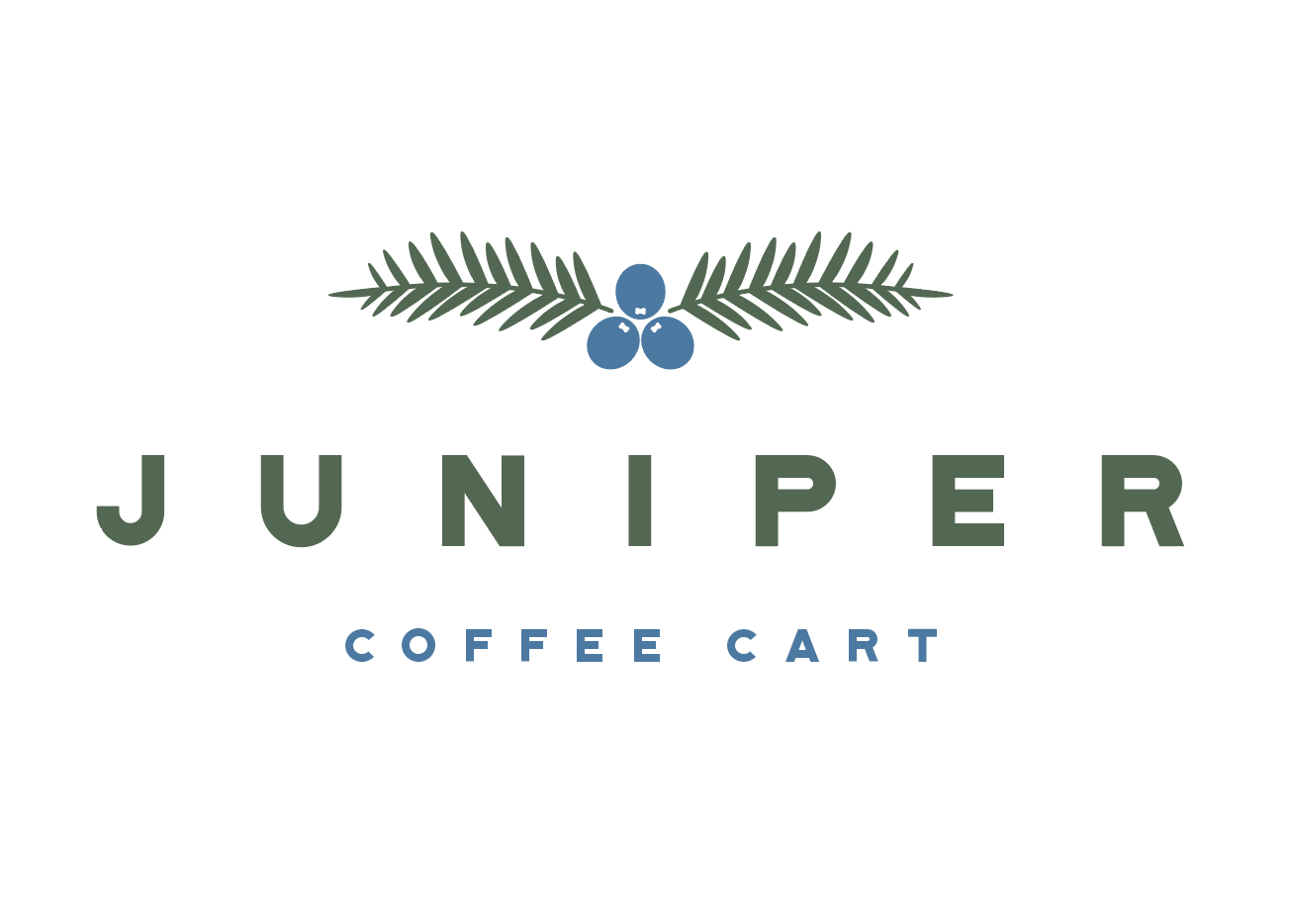 Juniper Coffee Cart
