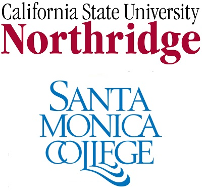 Courtesy of California State University Northridge and Santa Monica College