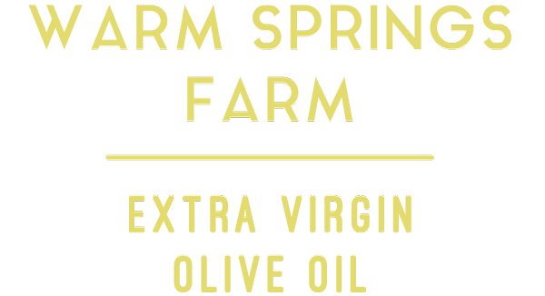 Warm Springs Farm Olive Oil