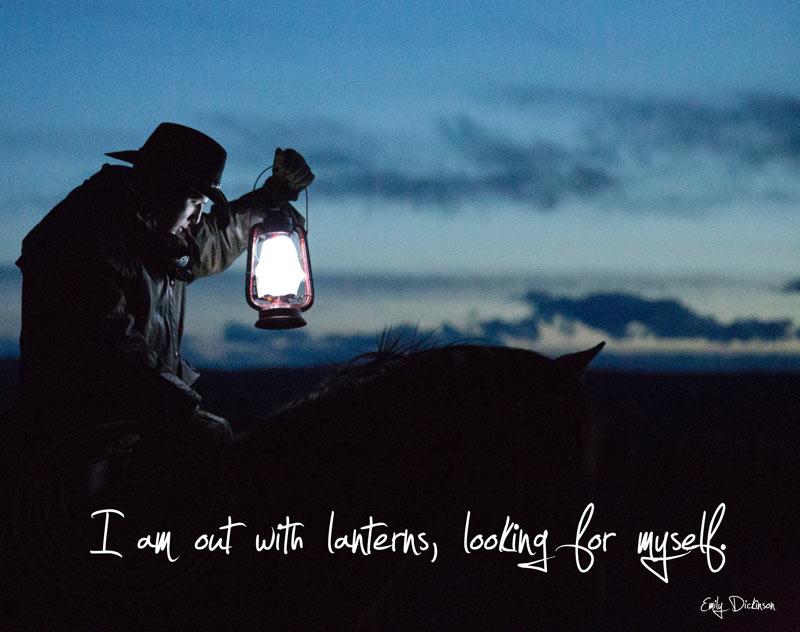 Where do you go for inspiration? -