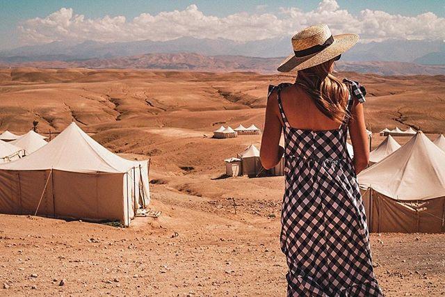 Moroccan day dreams ⛺️ 🏜🐪